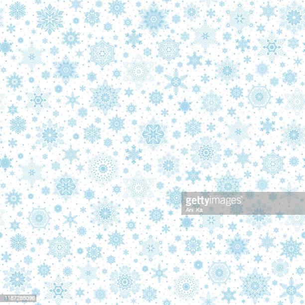 シームレスなクリスマスの背景 - 公的祝日点のイラスト素材/クリップアート素材/マンガ素材/アイコン素材