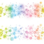 Seamless colourful network