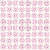 Seamless Country Style Flower Pattern ( Vector )