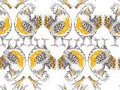 seamless designe pattern