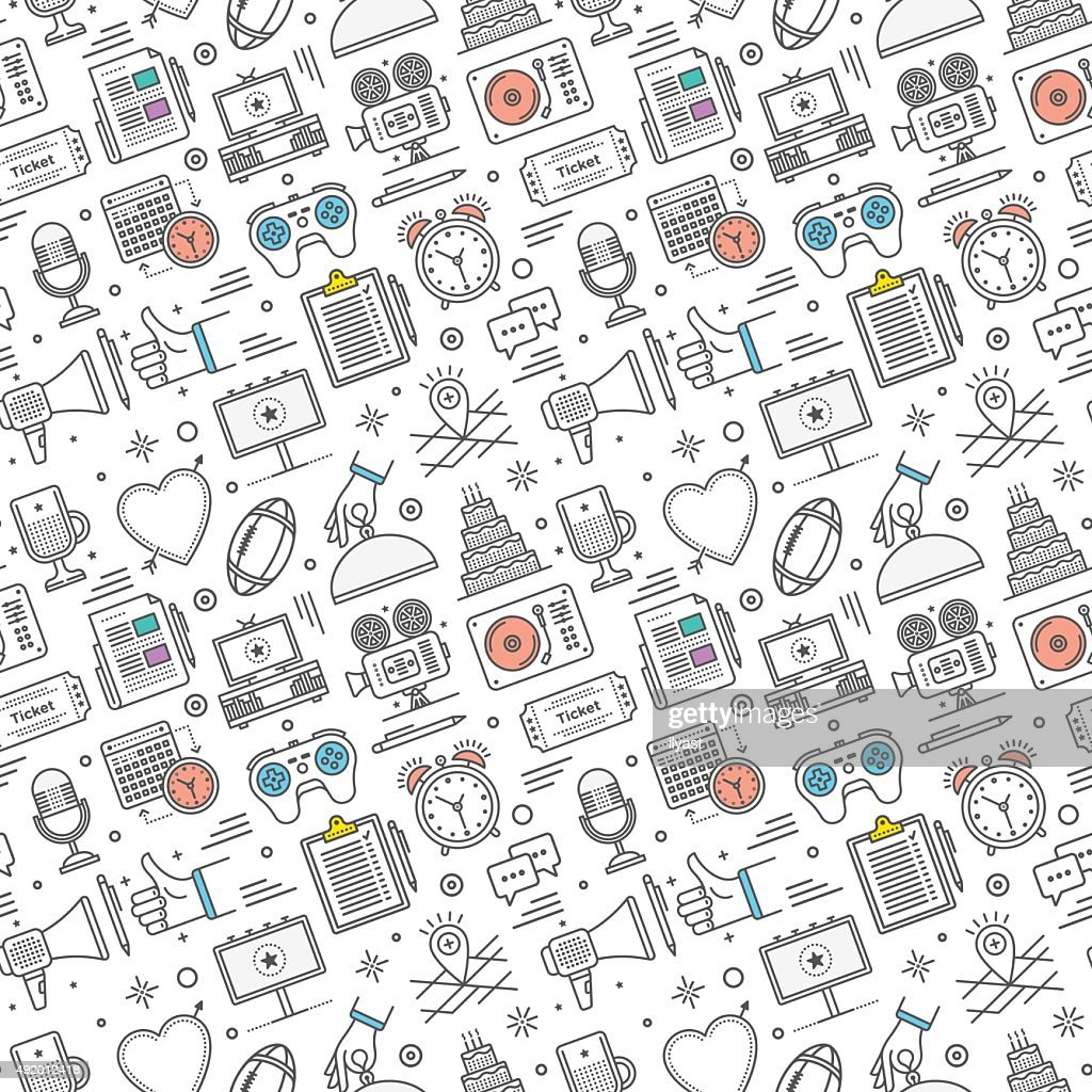 Seamless Events Pattern