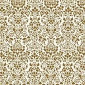 Seamless Floral Wallpaper Series