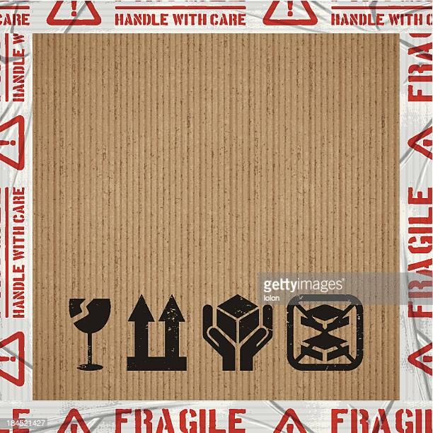 seamless fragile tile