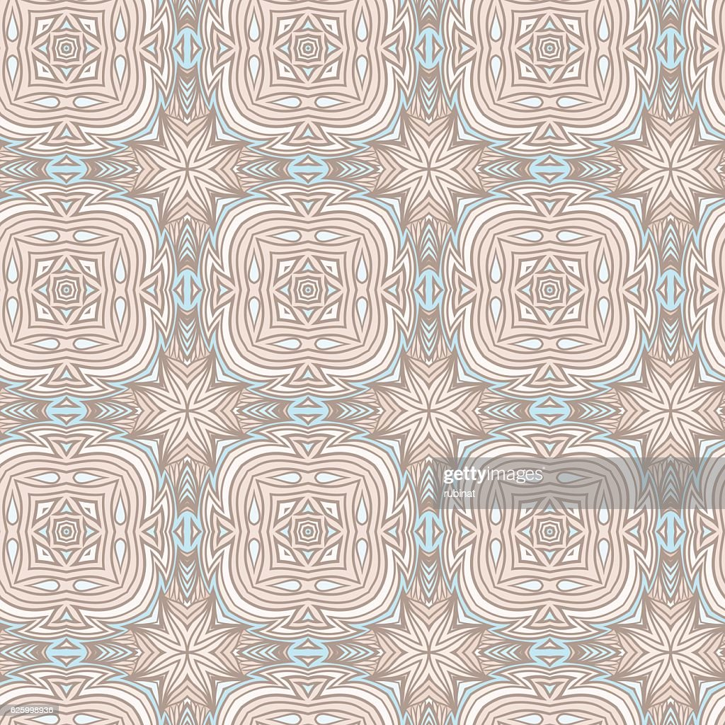 Seamless gentle pattern.