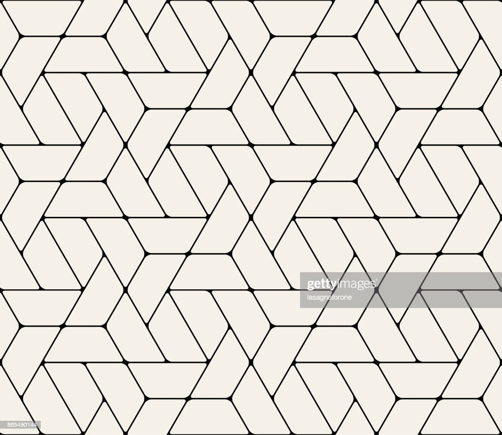 Nahtlose geometrische Muster  : Stock-Illustration