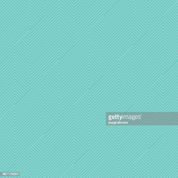 seamless geometric pattern - line art stock illustrations