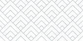 Seamless geometric squares pattern.