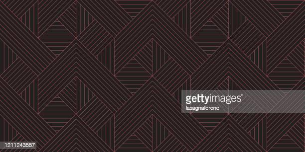 シームレスな幾何学的ベクトルパターン - 織物点のイラスト素材/クリップアート素材/マンガ素材/アイコン素材