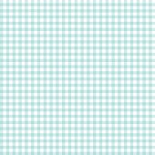 Seamless gingham pattern. Vector.