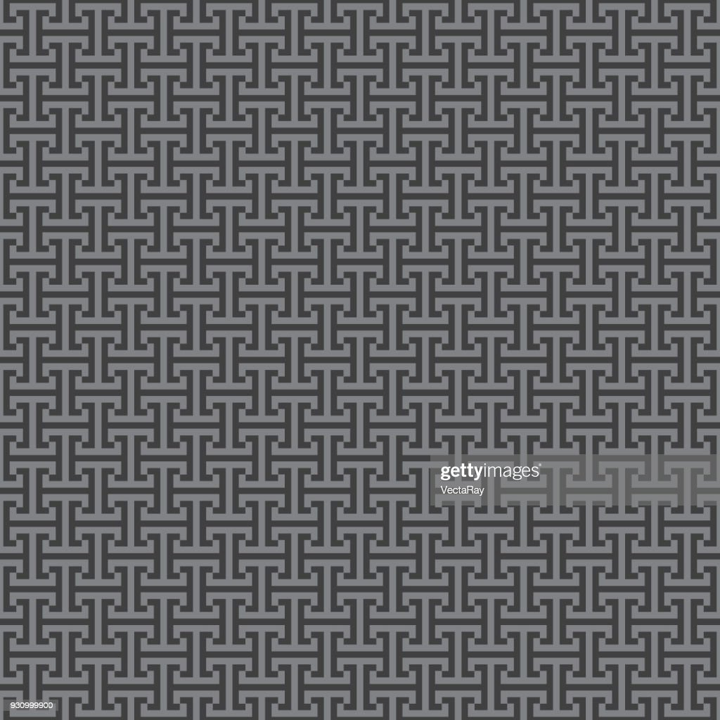 Seamless Greek Key Geometric Pattern Background. Ideal for labels, packaging or other design applications.