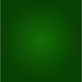 Seamless green knitted pattern