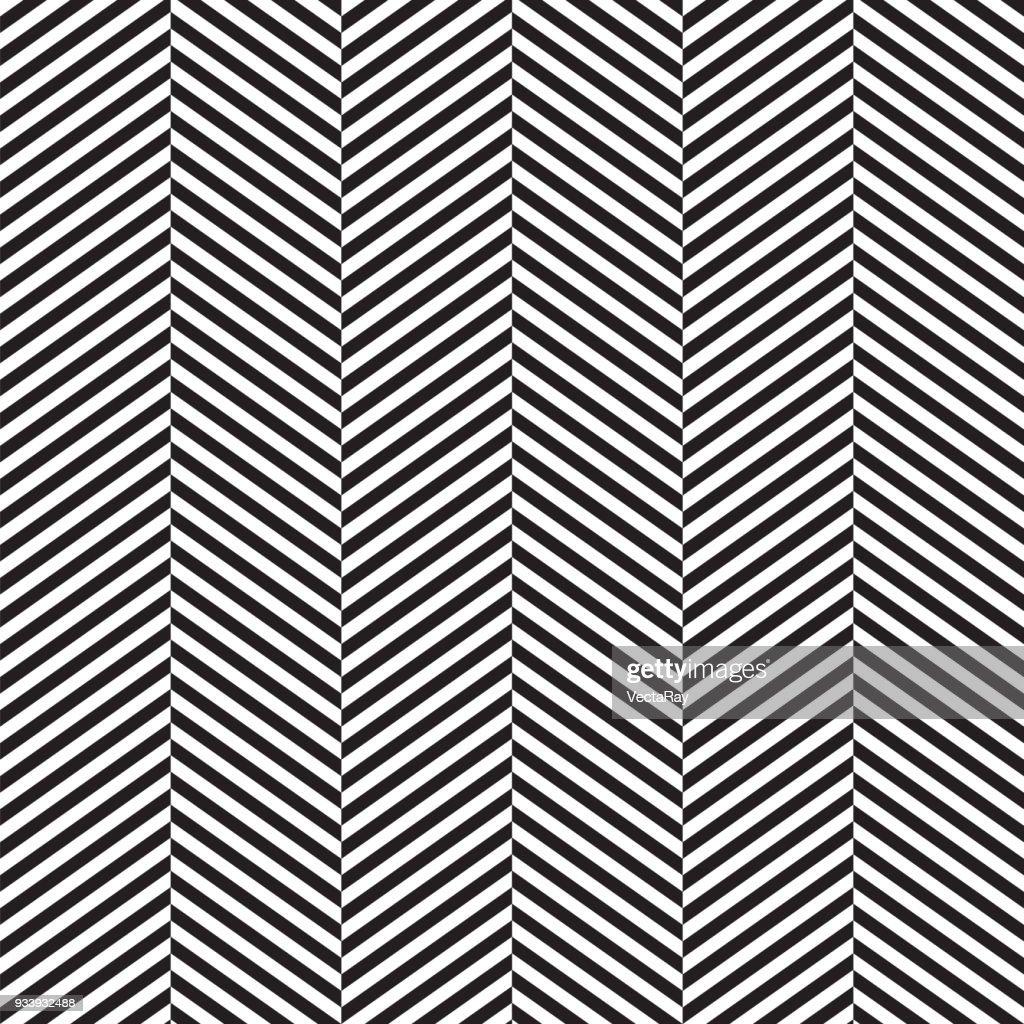 Seamless Herringbone Pattern Background