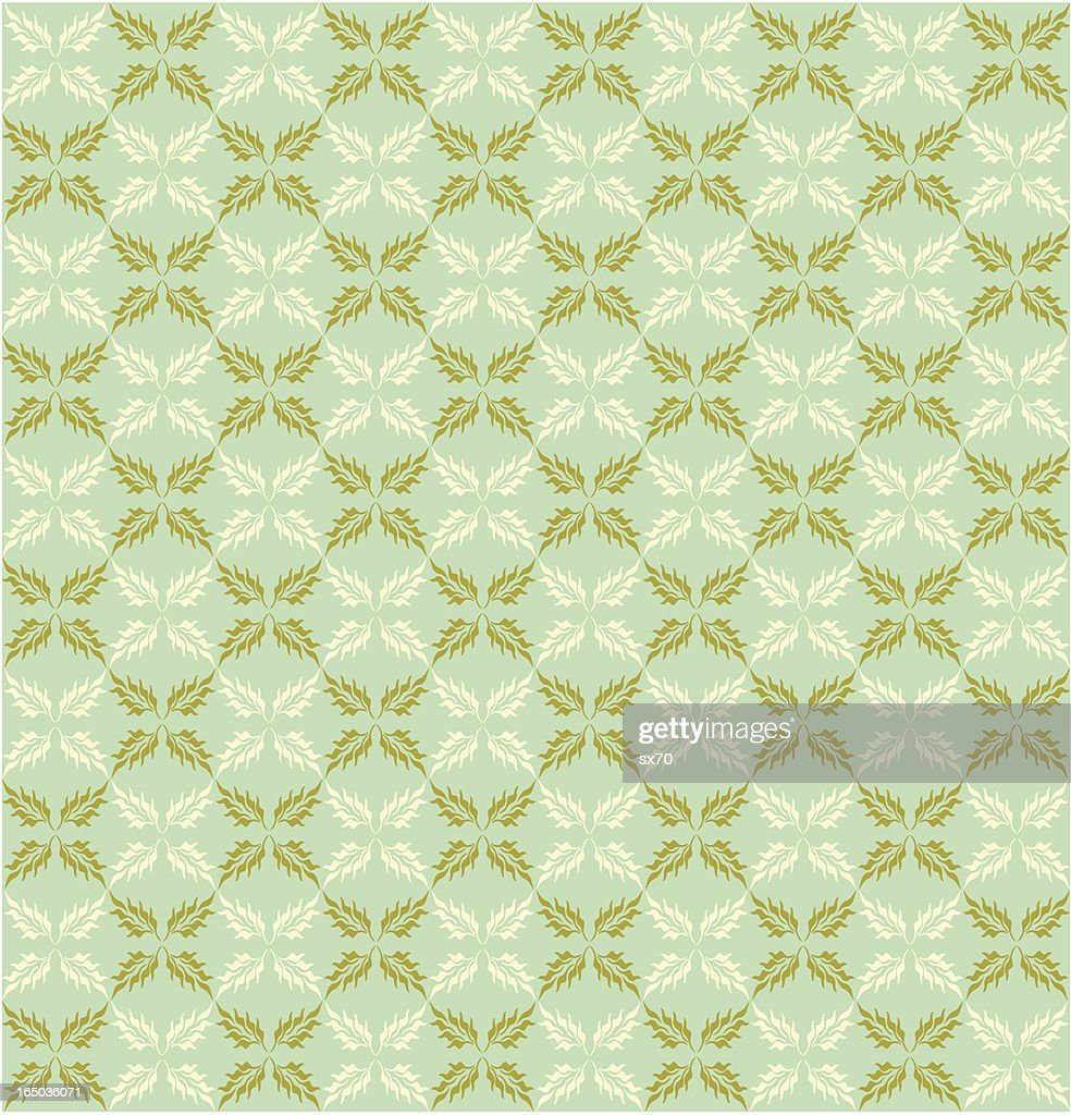 Seamless Hipster Pattern ( Vector )