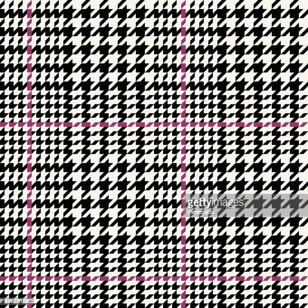 Seamless Houndstooth
