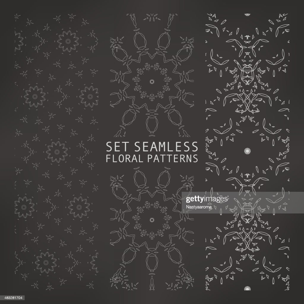 Seamless Islamic background