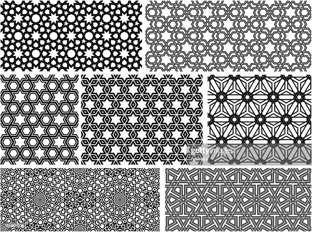 Seamless Islamic patterns II