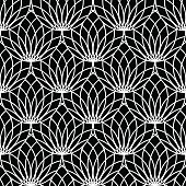 Seamless lacy pattern.