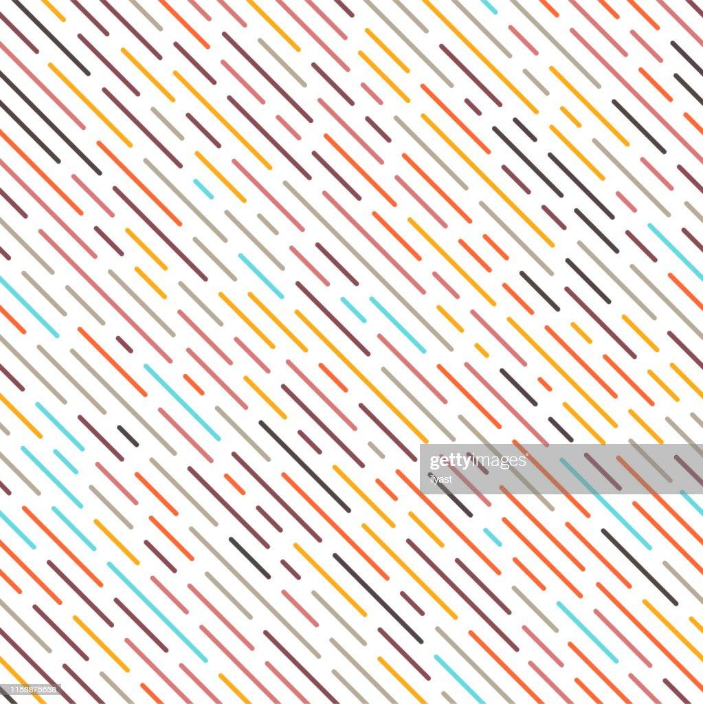 Projeto geométrico sem emenda e mínimo do teste padrão do vetor : Ilustração
