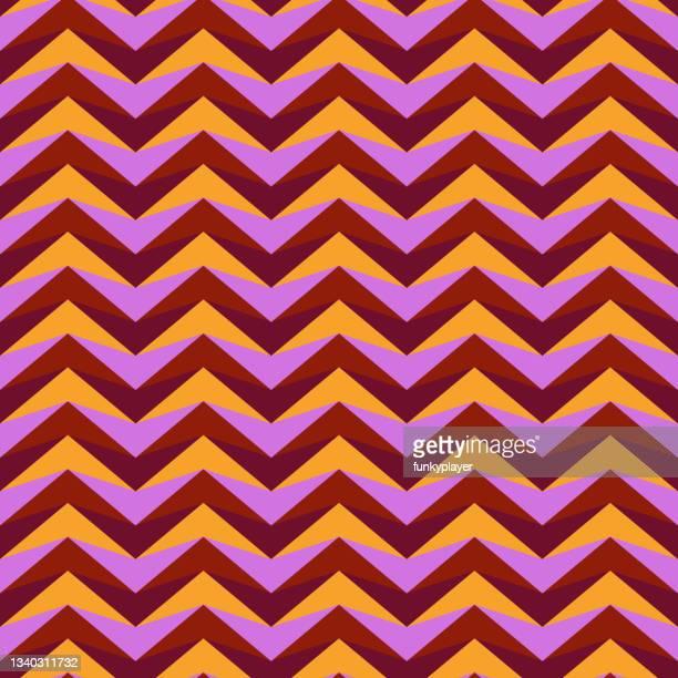 seamless pattern arrows ornament ethnic motif