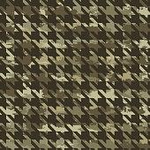 Seamless pattern camouflage