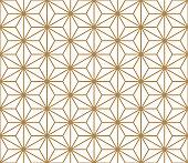 Seamless pattern Kumiko