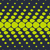 seamless pattern of snake scales