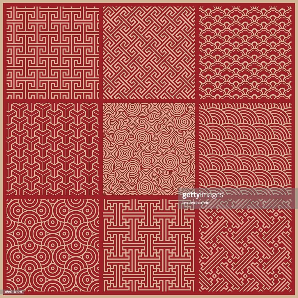 Seamless Pattern : Stock Illustration