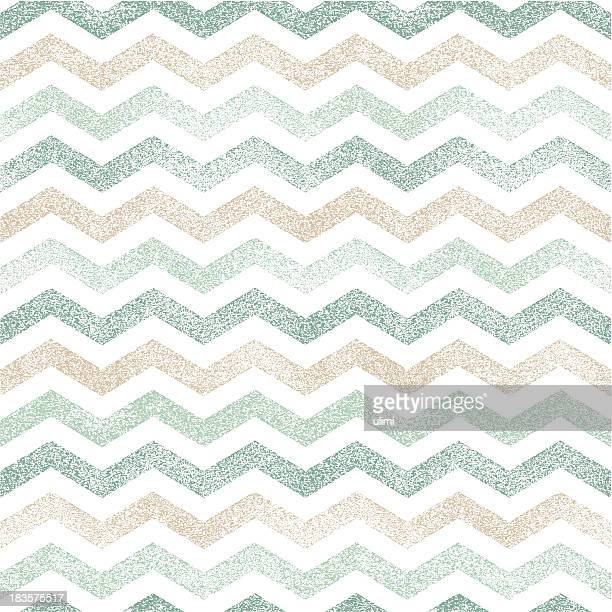seamless pattern - zigzag stock illustrations, clip art, cartoons, & icons