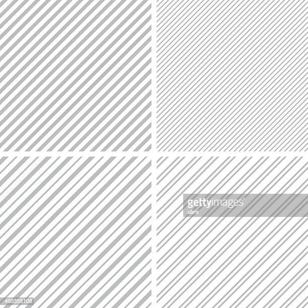 seamless pattern - single line stock illustrations