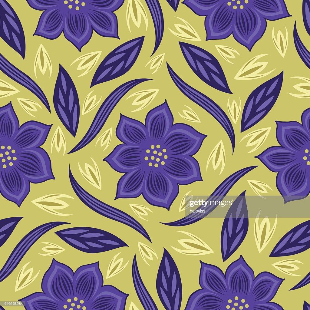 seamless pattern : Vector Art