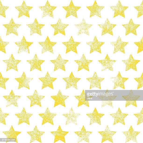 Nahtlose Muster mit Sternen