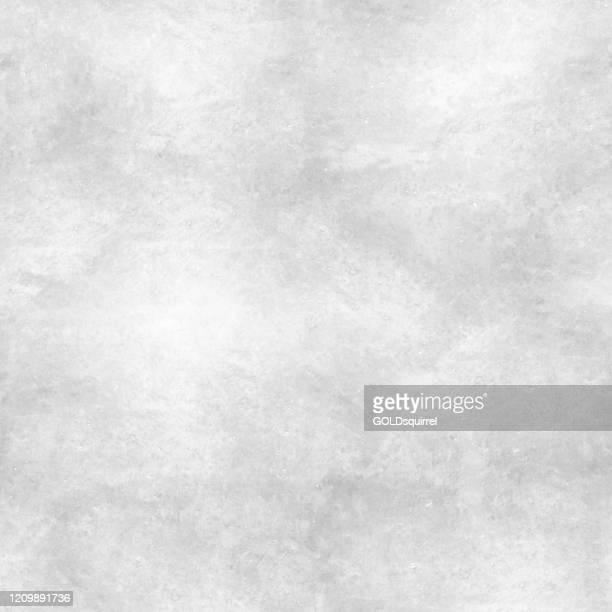 nahtloser schlichter betonvektor hintergrund - abstrakte illustration in grauen schatten mit leichten leichten abschürfungen an der oberfläche - die wirkung einer gefrorenen oberfläche mit wenig verschmutzungfalten punkte und verfärbungen - polen stock-grafiken, -clipart, -cartoons und -symbole