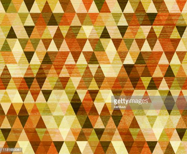 seamless  rhomb wood textured  pattern - floorboard stock illustrations, clip art, cartoons, & icons