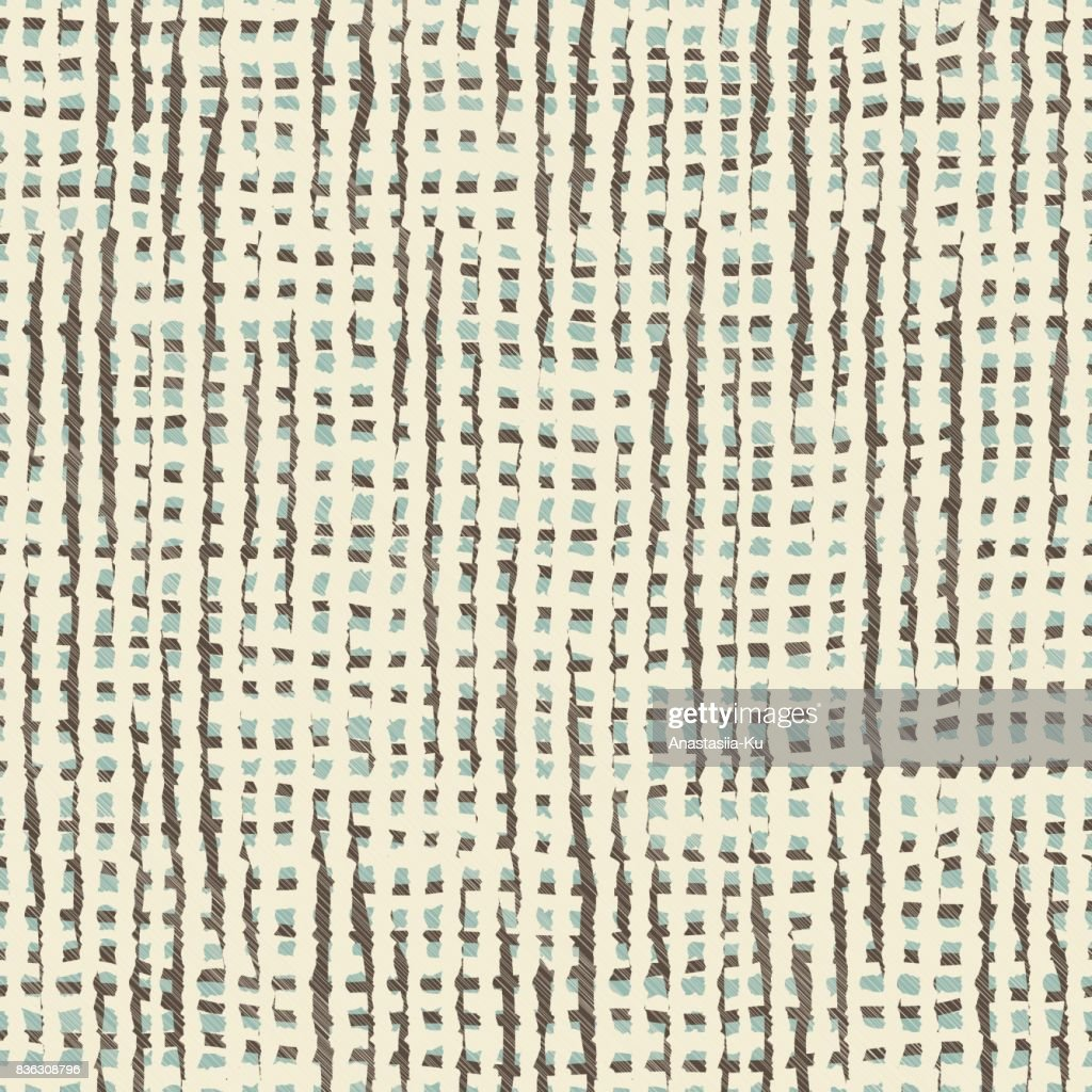 seamless shabby abstract pattern on texture background. Endless pattern can be used for ceramic tile, wallpaper, linoleum, textile, web page background
