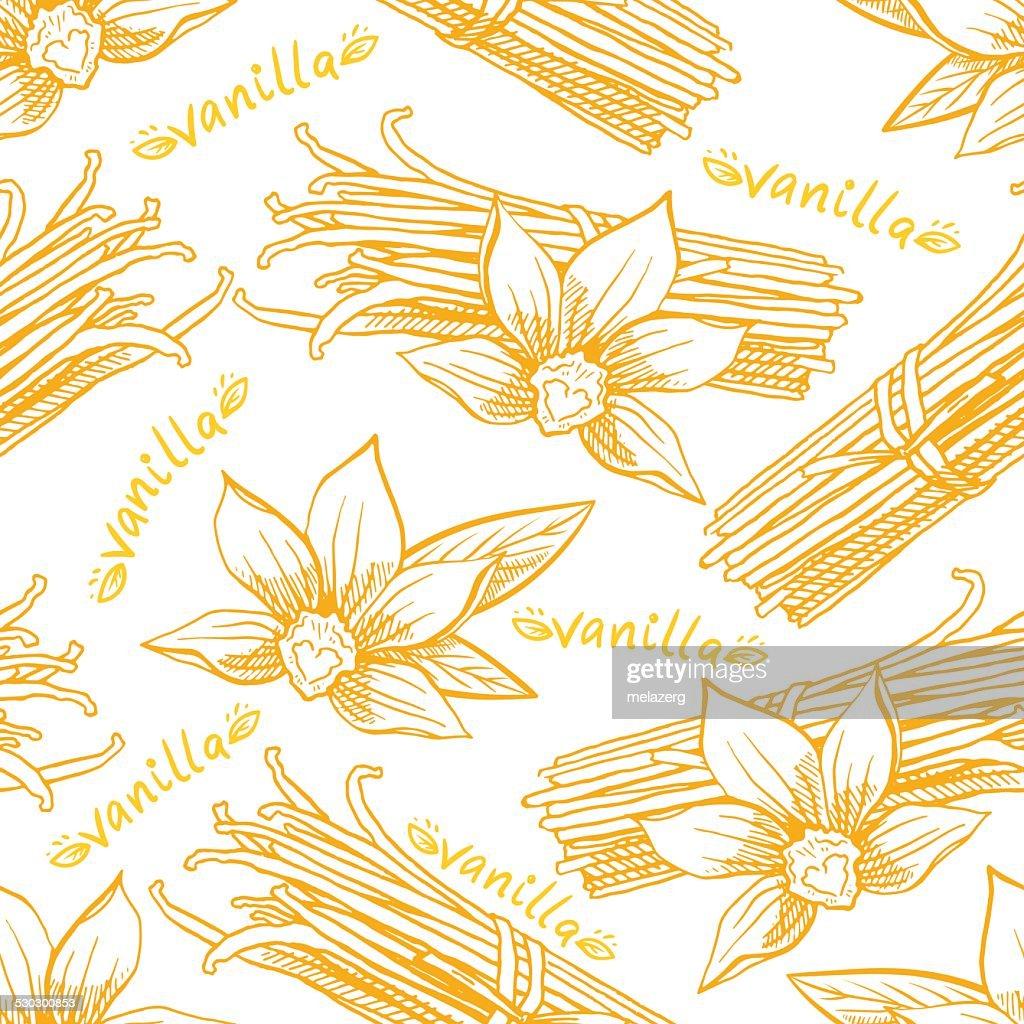 seamless sketch vanilla