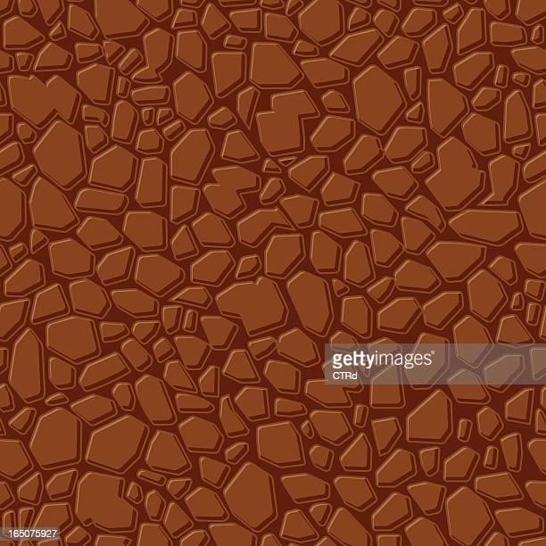 Nahtlose Stein Textur