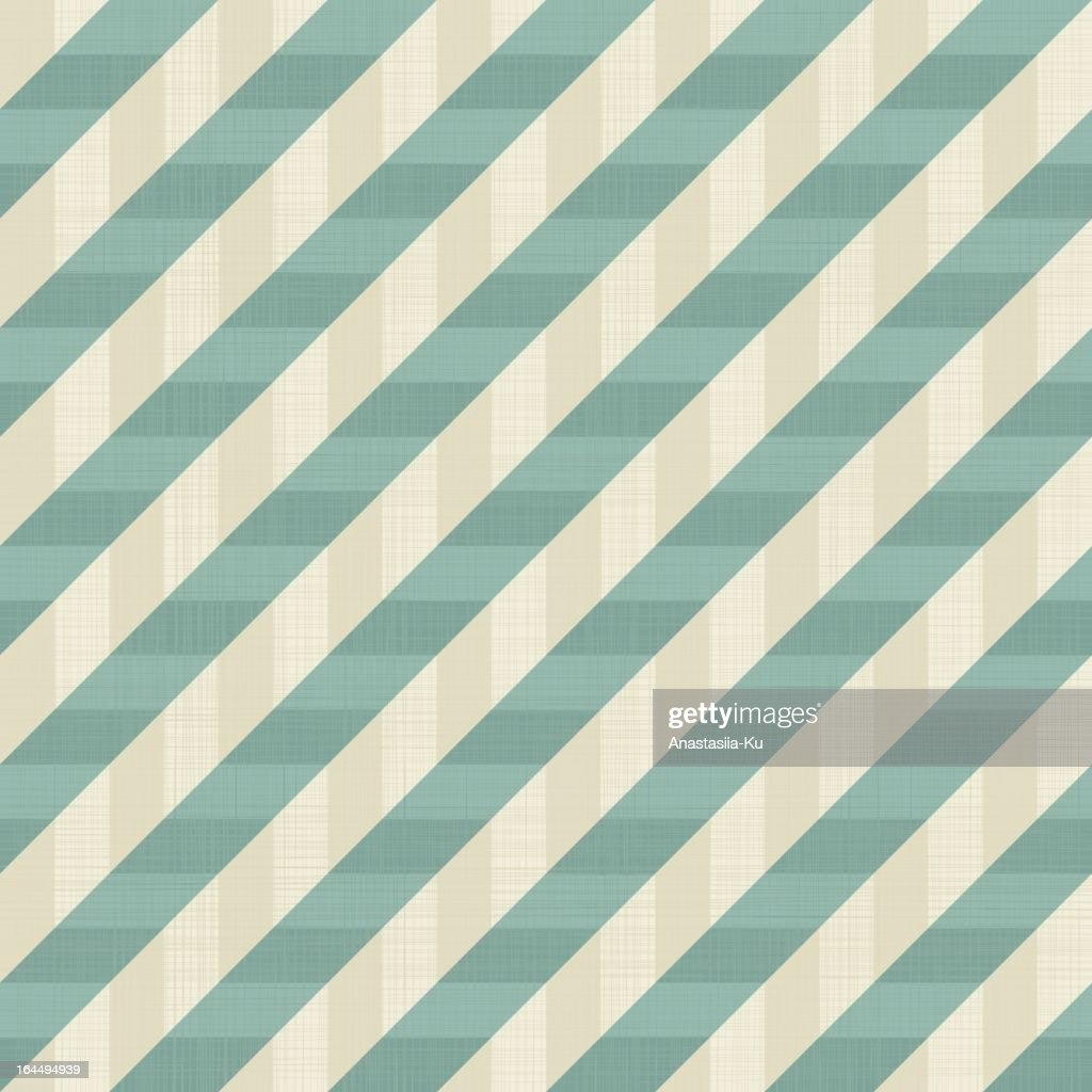 A seamless striped pattern in green and white