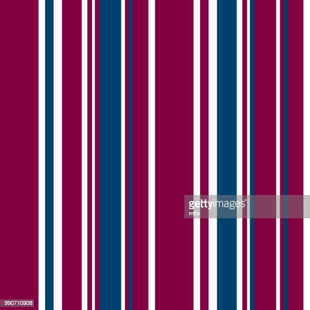 seamless striped pattern - aquitaine stock illustrations, clip art, cartoons, & icons
