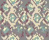 seamless tiled snake skin vector pattern design
