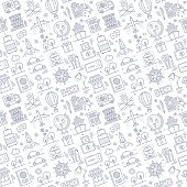 Seamless Travel Pattern