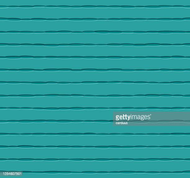 seamless  turquoise  textured  pattern - ribbed stock illustrations