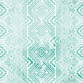 Seamless vintage geometric background.
