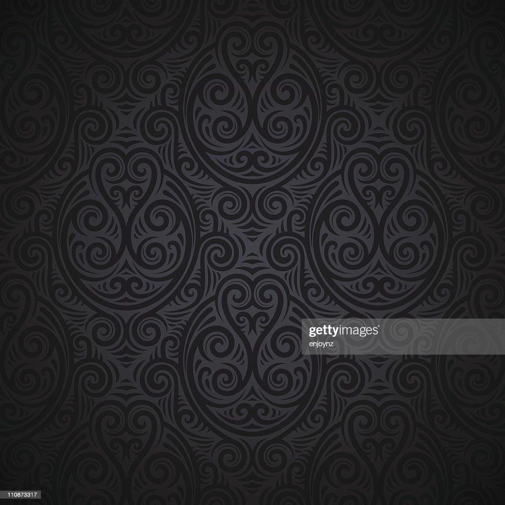Seamless wallpaper background : Vector Art