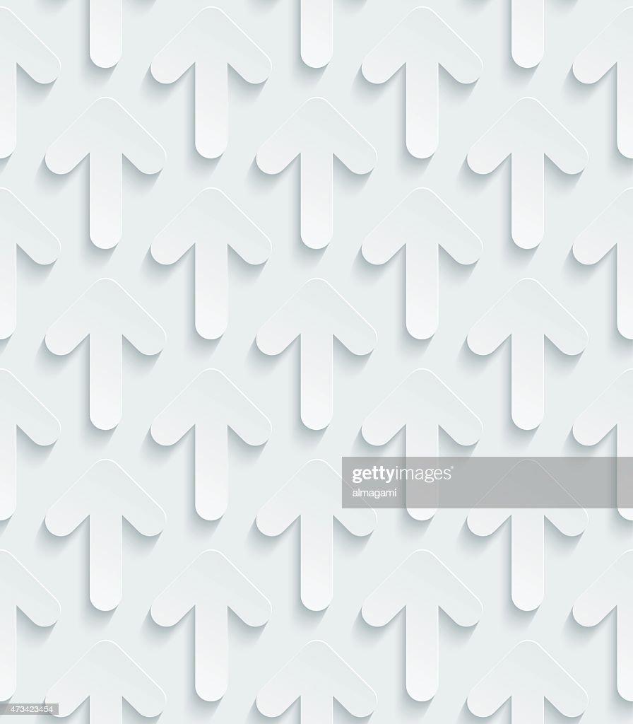 3D Seamless Wallpaper Pattern.
