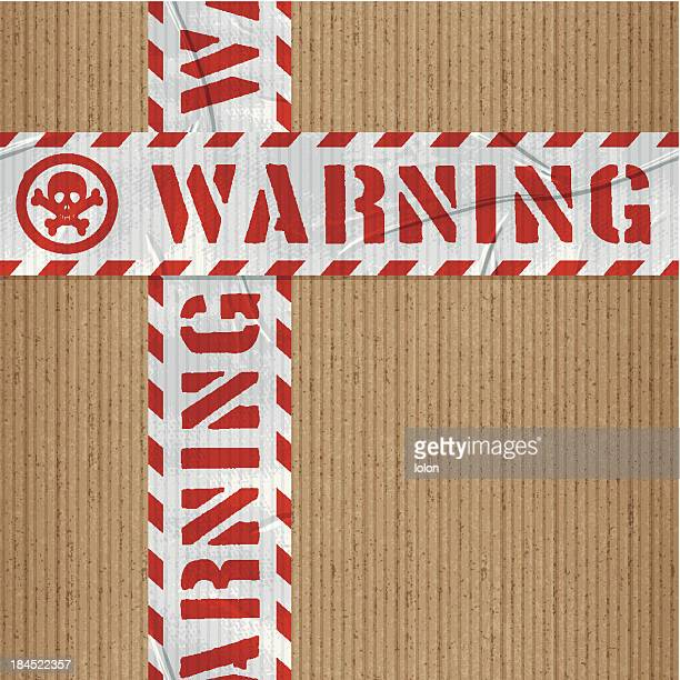 seamless warning tile