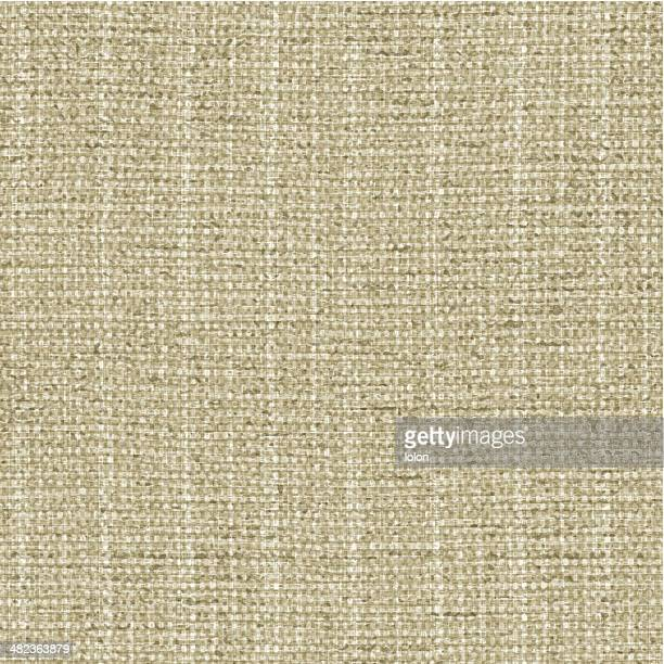 シームレスな織キャンバスの背景 - 麦わら点のイラスト素材/クリップアート素材/マンガ素材/アイコン素材