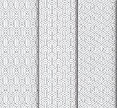 seamlessly geomatric patterns