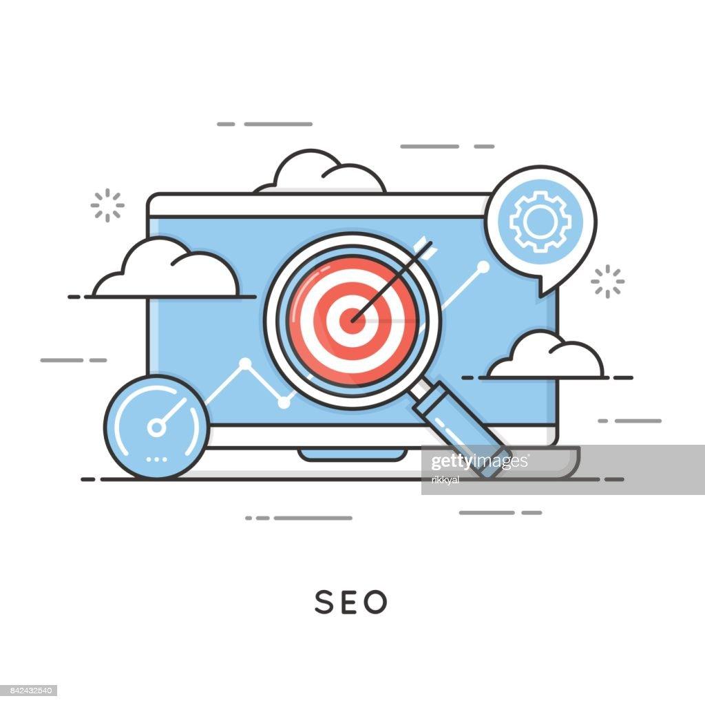 SEO, search engine optimization, content marketing, web analytic