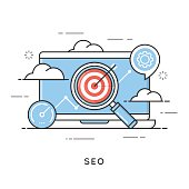 SEO, search engine optimization, content marketing, web analytic