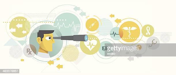 Suchen Sie nach bester medizinischer service
